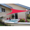Voile triangulaire Framboise 400 x 400 x 400